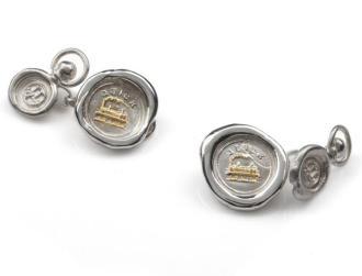 Seal Cufflinks £235