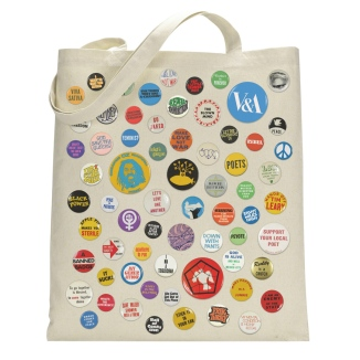 Revolution Tote Bag, V&A £7.50