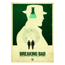 Breaking Bad Poster, The BALTIC, £40