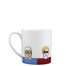 Modern Artists Mug, BALTIC, £9.95