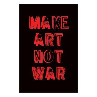 make_art_not_war_grande