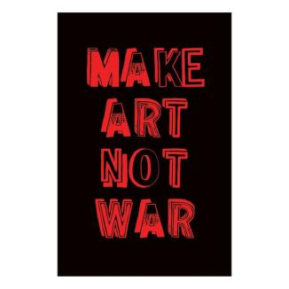 make_art_not_war_grande