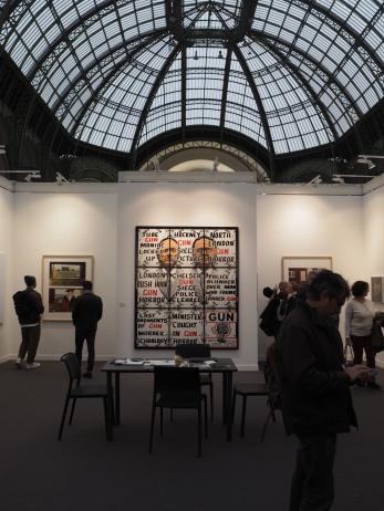 Gilbert & George at Paris Photo