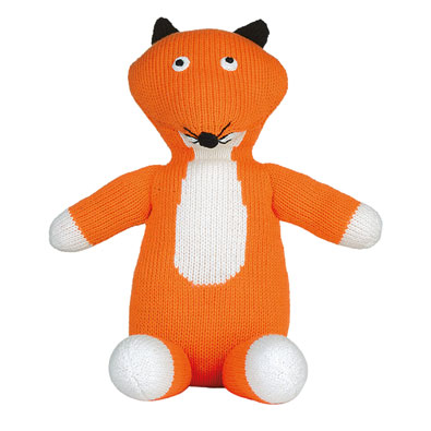 Ruth Green knitted fox, Tate, £30