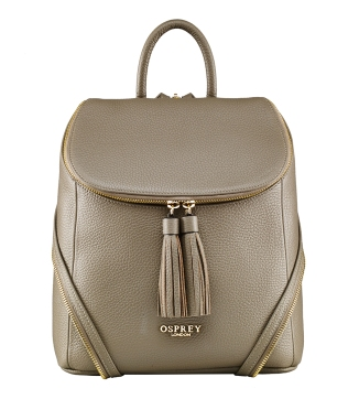 Guinea Rucksack £325 https://www.ospreylondon.com/products/the-guinea-italian-leather-rucksack-2