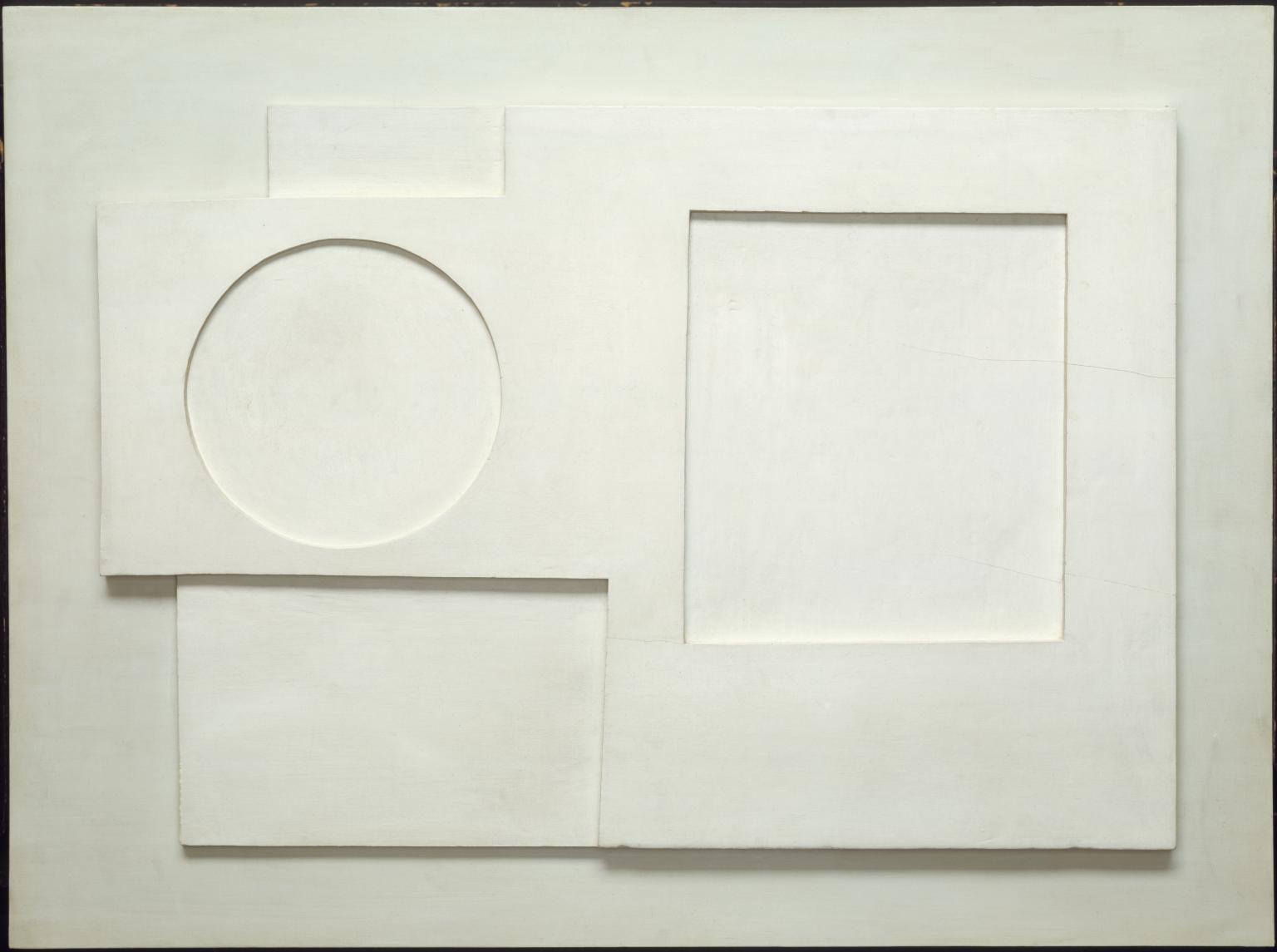 1934 (relief) 1934 by Ben Nicholson OM 1894-1982