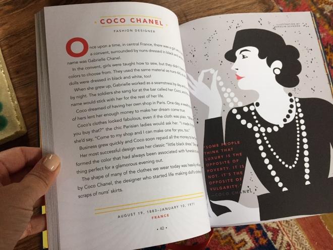 Coco Chanel Rebel Girls