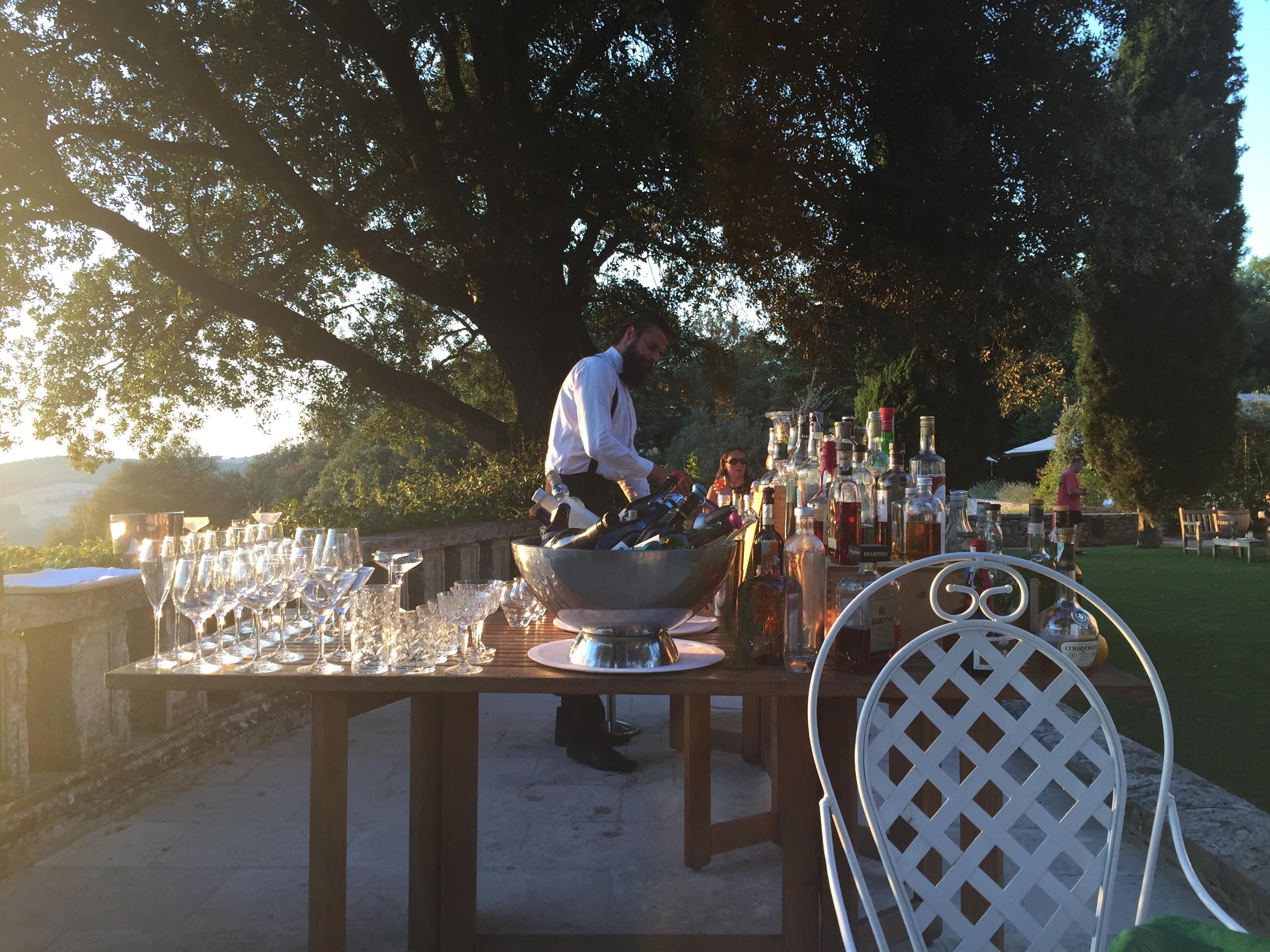 Francesco's bar Borgo Pignano