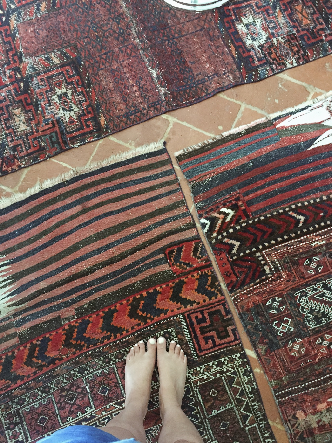 Rugs at Borgo Pignano.jpg