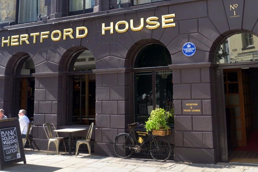 Hertford House Hotel