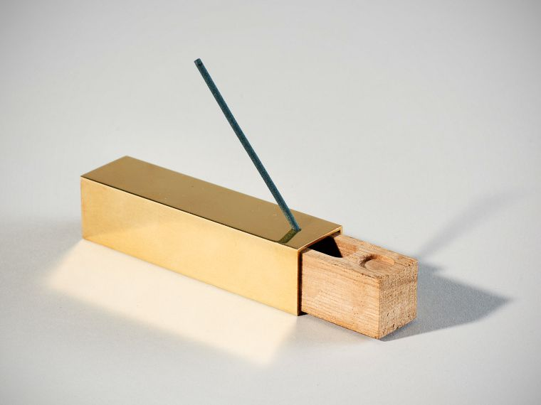 Monocle Incense Holder