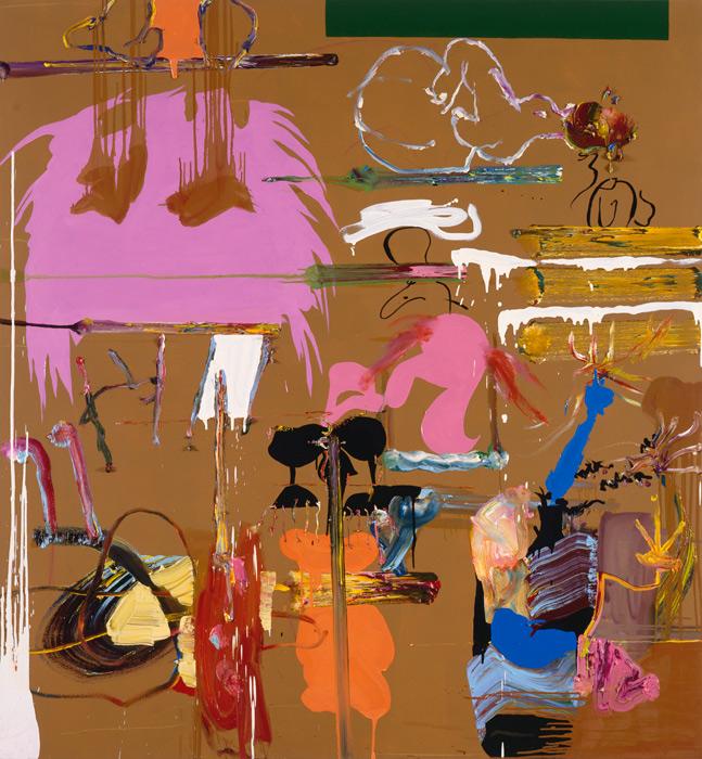 Untitled-yellow-ochre